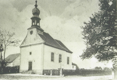 Kirche von 1788
