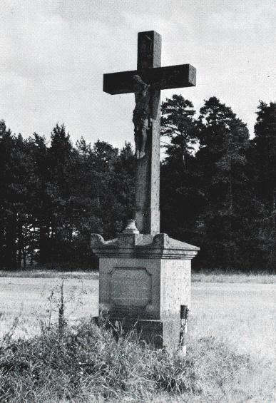 Steinkreuz Rothmann 1972