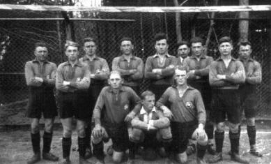Mannschaft 1935