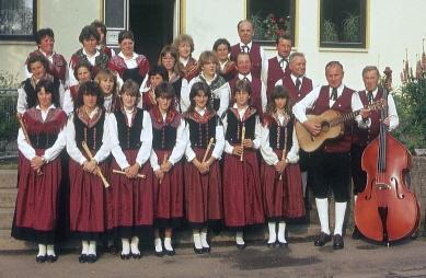 Tütschengereuther Sänger und Musikanten 1985