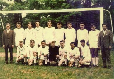 Meistermannschaft 1967