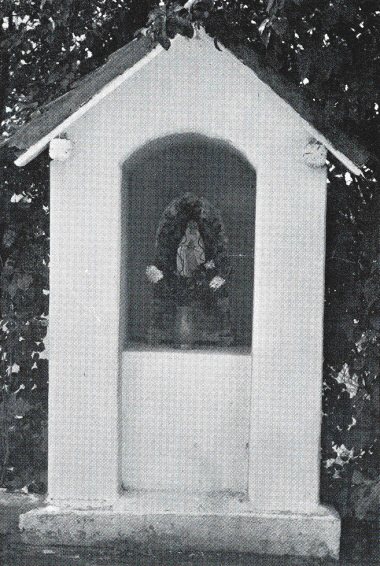 Kapelle Fischer 1972