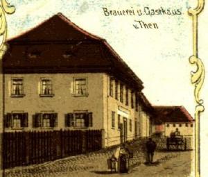 Brauerei und Gasthaus Then