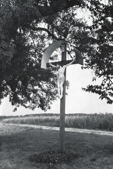 Holzkreuz Albert 1972