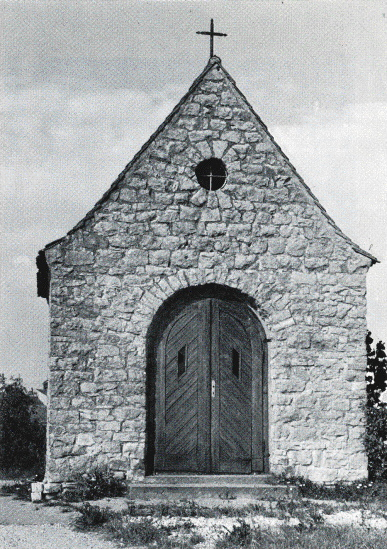 Kapelle Brehm 1972