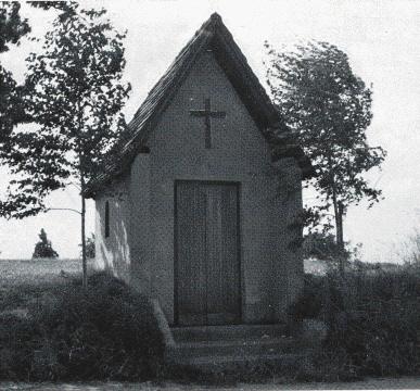 Kapelle Salberg 1972