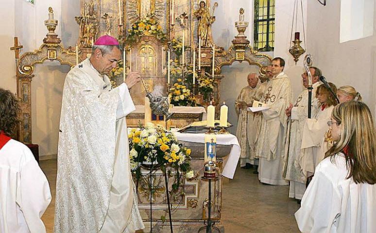 Festgottesdienst Oktober 2006