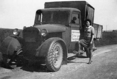1.Lastwagen von Michael Loos