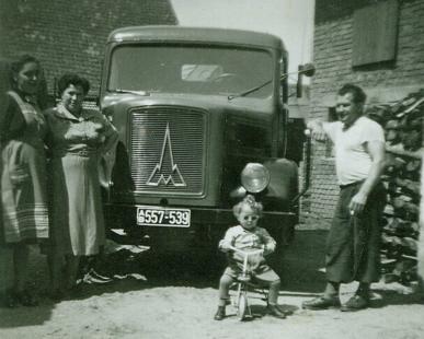 2.Lastwagen von Michael Loos