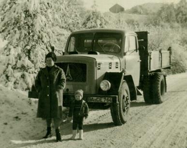 4.Lastwagen von Michael Loos