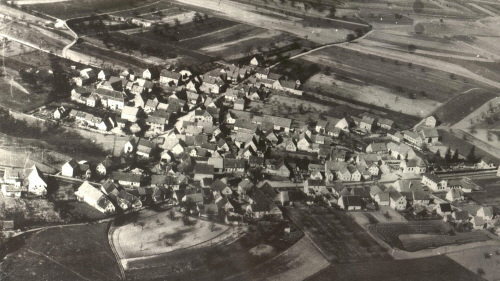 Tütschengereuth um 1960