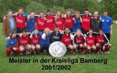 Meistermannschaft 2002